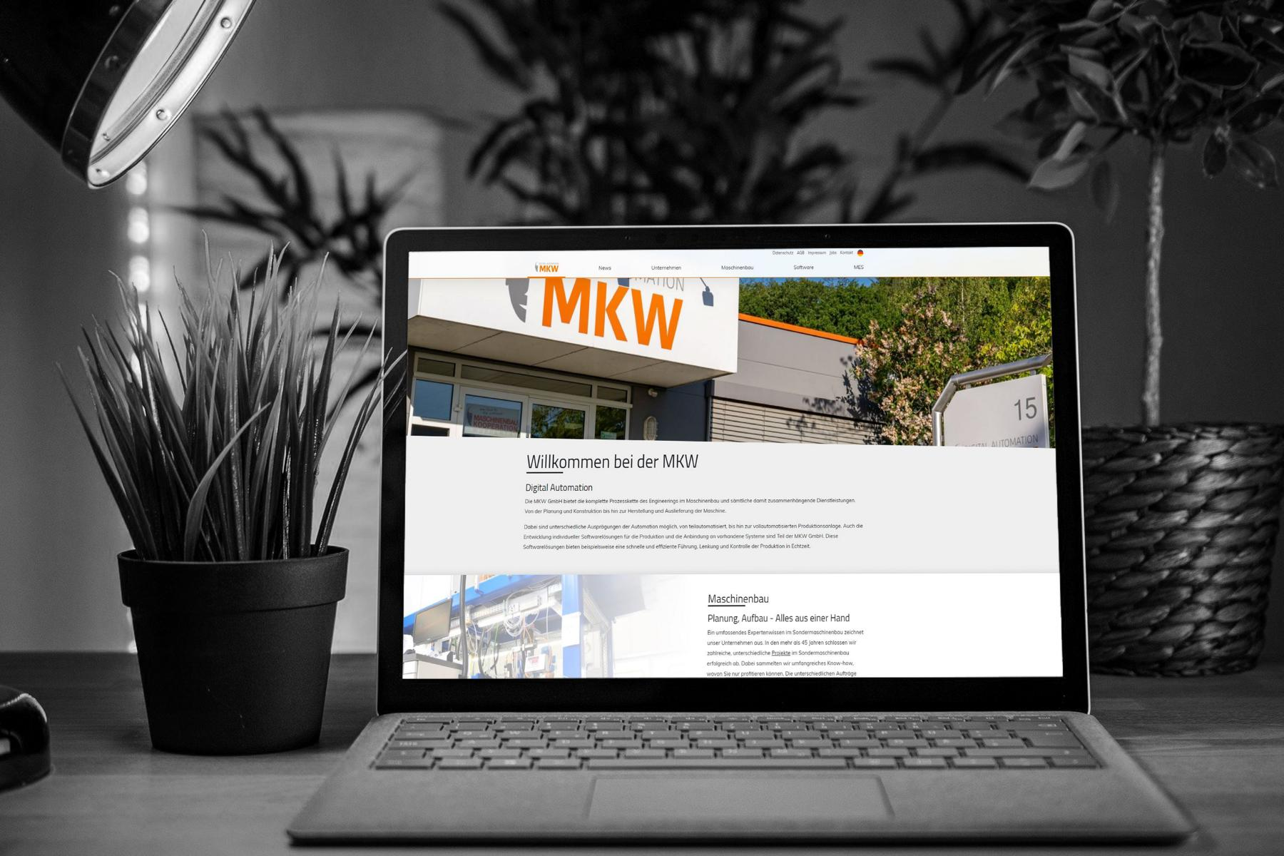 Discover the new MKW website